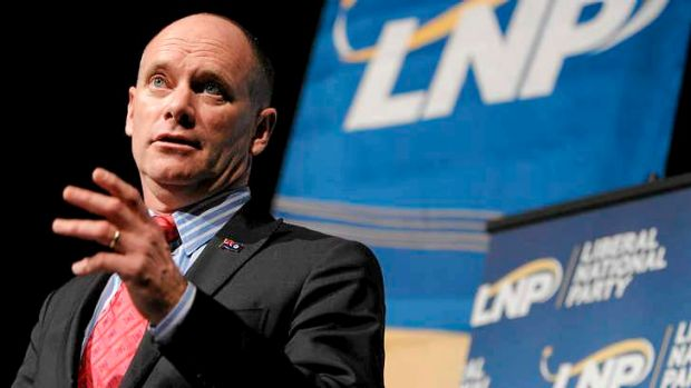 Cashing in: Campbell Newman's salary compares very favourably to that of prominent world leaders.
