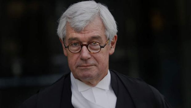 Asylum seekers do not commit any offence by coming here, says Julian Burnside.