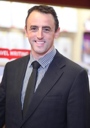 Steve Cox, Dymocks' managing director