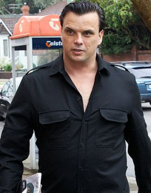 Scott Miller: Appeared briefly at Waverley Local Court on Wednesday.