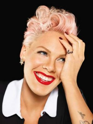 Honorary Aussie: There's no doubt about it, our country is enamoured of Alecia Beth Moore, aka Pink.