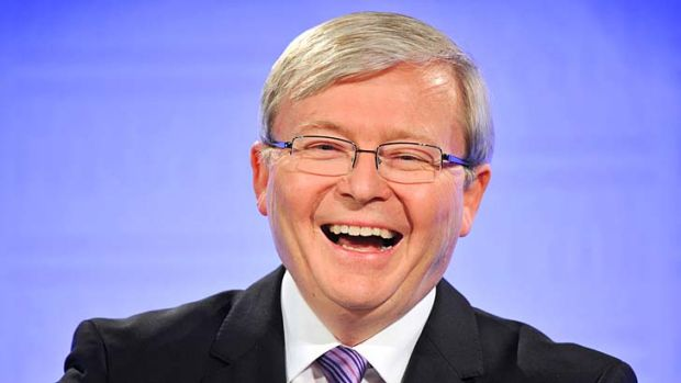 Signalled a return to the 1980s-era consensus-style politics of Labor PM Bob Hawke: Prime Minister Kevin Rudd.