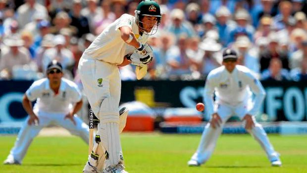 Ashton Agar has made the highest Test score by a No.11.