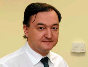 Sergei Magnitsky: he was put on trial even though he is dead.