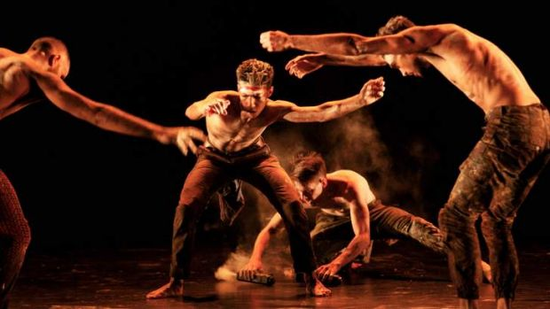 After a highly successful world premiere season in Melbourne, Bangarra Dance Theatre's <i>Blak</i> is coming to Canberra.