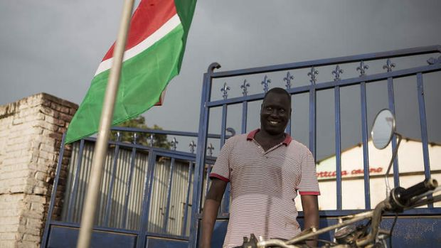 Juac Athian moved back to South Sudan in 2007. Juac arrived in Australia in 1998 and after completing a bachelors of ...