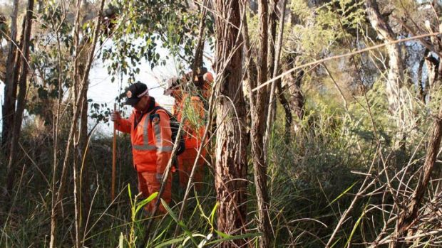 Ses volunteers assisted police in the search for missing teenager Joshua Mcleod.