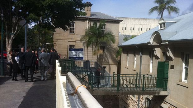 The Commissariat Store, which contains one of Brisbane's least publicized and most informative museums.