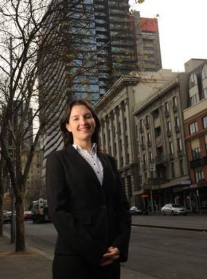 Lisa Clutterham, potential Labor preselection candidate for Julia Gillard's seat.