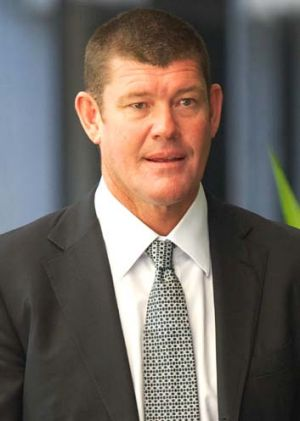 Alleged to have made a secret proposal to Echo Chairman: James Packer.