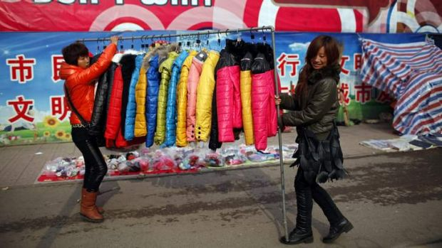 Young people entering the workforce in China face a turbulent economic future as growth slows.