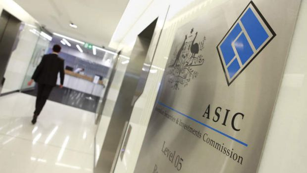 The scandal triggered a Senate inquiry into the performance of ASIC.