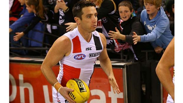 Under AFL rules, Stephen Milne cannot play if the charges go to trial.