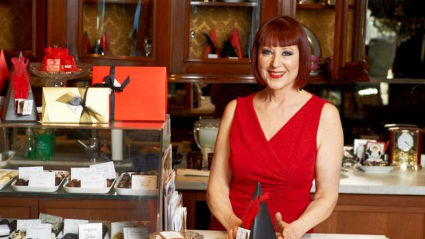 Hanna Frederick says you're never too old to start a business.