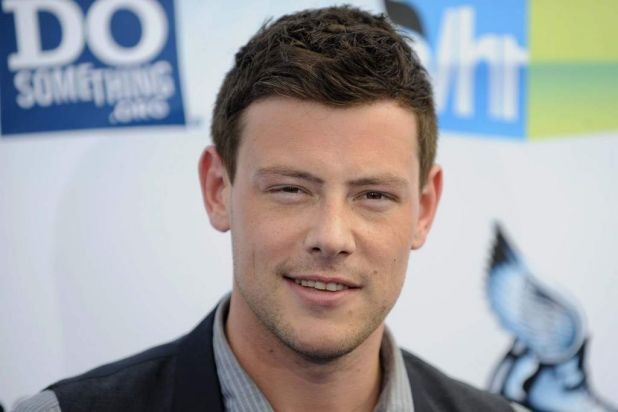 "Monteith arrives at the ""Do Something Awards"" in California last August."