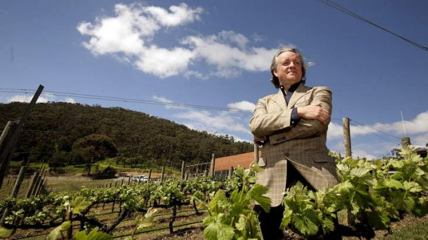 Treasury Wines' David Dearie hopes US drinkers can be lured up the price curve.