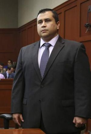 George Zimmerman is found not guilty of killing Trayvon Martin.