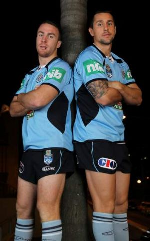 """I do see Mitch and Jimmy as a long-term proposition for us. They've been terrific"": Former NSW five-eighth Trent Barrett."
