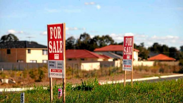 Houses for sale in Sydney.