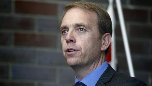 Minister for Police and Emergency Services Simon Corbell.