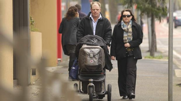 At a loss: Gary and Rebecca Scifleet arrive at  NSW State Coroners Court in Glebe for the inquest into the 2009 death of ...