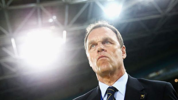 """""""We have to be very frank, why should we go there anyway when we get discriminated against?"""": Holger Osieck."""