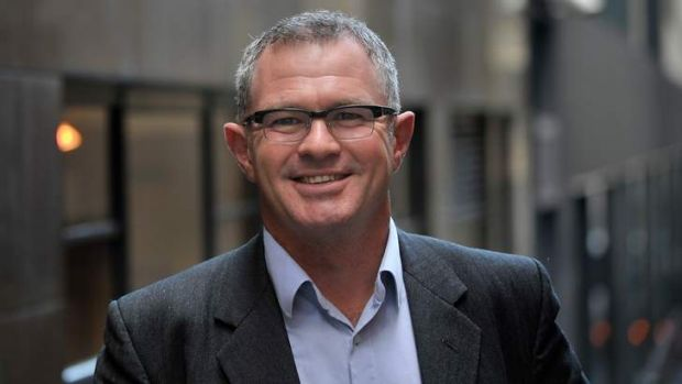 Lion boss Stuart Irvine wants to see a win-win relationship for all concerned.