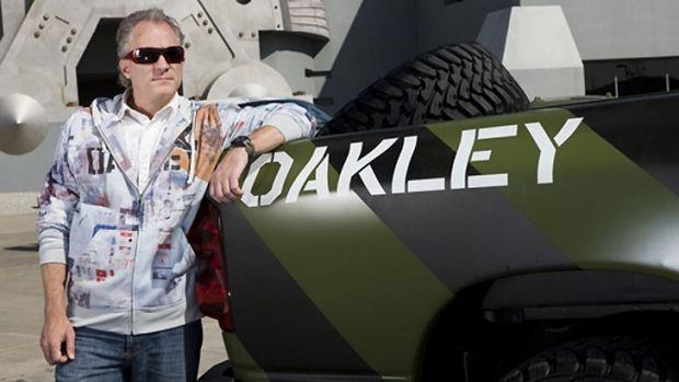 New Billabong chief Scott Olivet, formerly head of sunglass company Oakley.