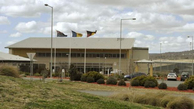 The Alexander Maconochie Centre.