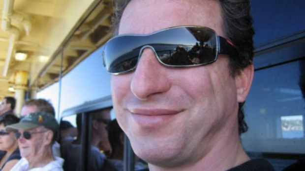 David Luc Monlun: found dead in his harbour-side apartment on May 30, 2011.
