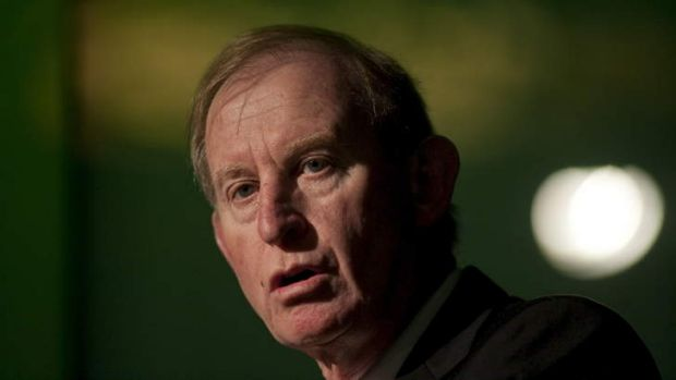 RBA charter unclear: David Murray