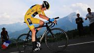 Froome marches on (Video Thumbnail)