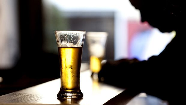 Watered down: Strict guidelines proposed for the sale of alcohol in NSW have been reviewed.