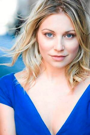 Actress  Kate Jenkinson.