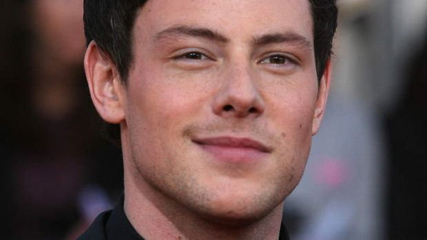 Fit and fresh ... Cory Monteith