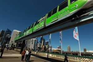 Mystery use: Google is bidding for a monorail carriage.