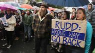 PNG asylum policy met by protests (Video Thumbnail)