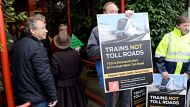Community fights planned east west link (Video Thumbnail)