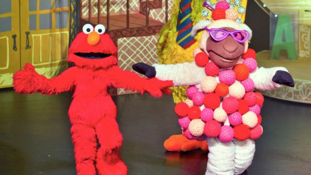 """Elmo's World Tour was a very simplified trip around the world where all we really learnt were a few dance moves and ..."