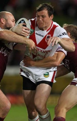 """""""Let's be honest, we are in a tough spot at the moment and there is only one way out of it"""": Dragons and NSW star Brett ..."""