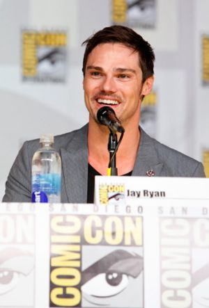 Jay Ryan is the Australian (Kiwi born) actor who stars in the US series <i>Beauty and the Beast</i>.