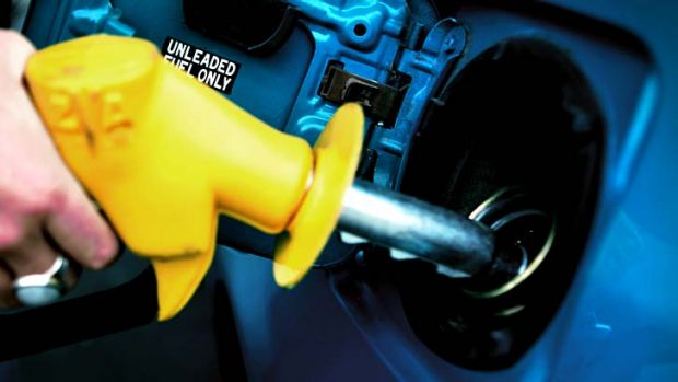 On the rise: The spike in petrol prices is in line with a lift in the average national petrol prices over the past two ...