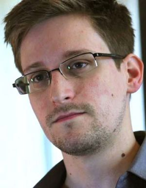 """A decision on Mr Snowden's application for temporary asylum could come any day""."