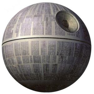 What astronomer Geoff Marcy doesn't hope to find: A Death Star
