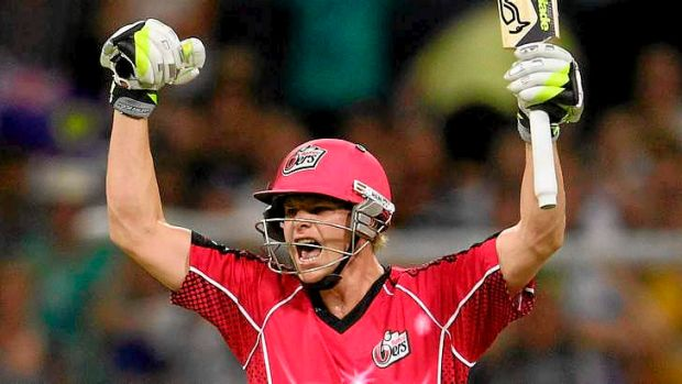 Winners, not grinners: After winning last season's Big Bash, the Sydney Sixers boss is unhappy about the scheduling of ...