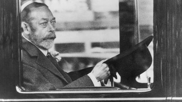 Traditional name: Britain's King George V.