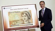Austen is new face of £10 note (Video Thumbnail)
