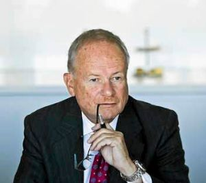 """Tony Shepherd: """"What we are looking for is decisive, real action on the ground."""""""