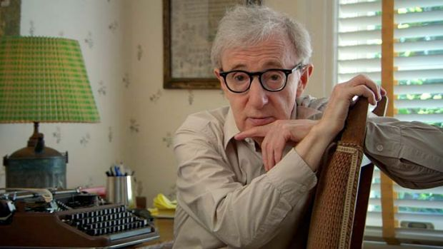 "It was ""always more comfortable for me to write women"": Woody Allen."