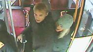 CCTV: Pair verbally abuse, spit on bus driver (Video Thumbnail)